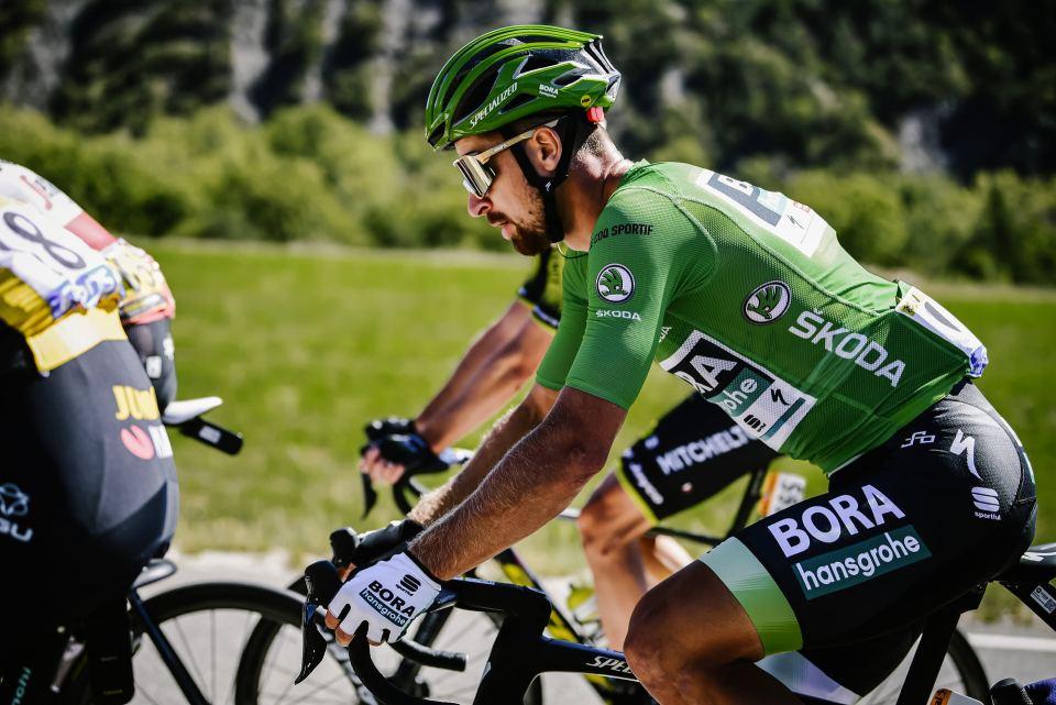 Najväčšie úspechy a výsledky Petra Sagana na Tour aj na Majstrovstvách sveta
