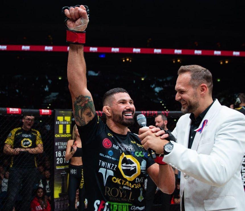 Attila Vegh MMA