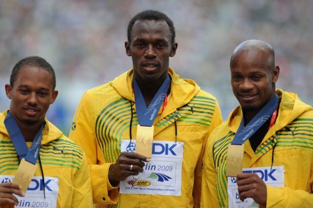 Profesionálna kariéra Usaina Bolta