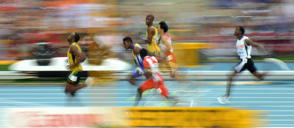 Rekordy Usaina Bolta