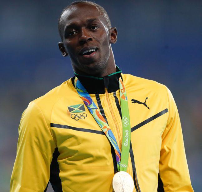 Stručný životopis aprofil Usaina Bolta