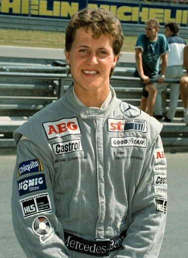 Junior a začiatky Michaela Schumachera v motošporte