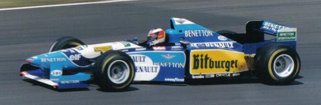 Michael Schumacher Tim Benetton