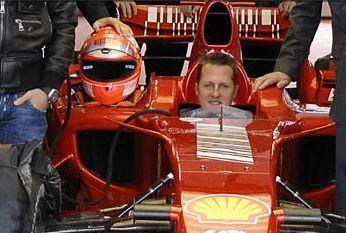 Michael Schumacher profil
