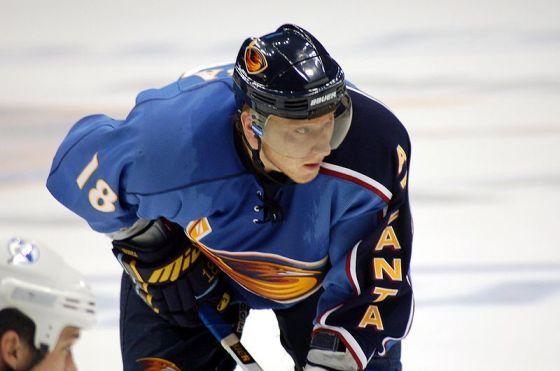 Profesionálna kariéra Mariána Hossu v NHL