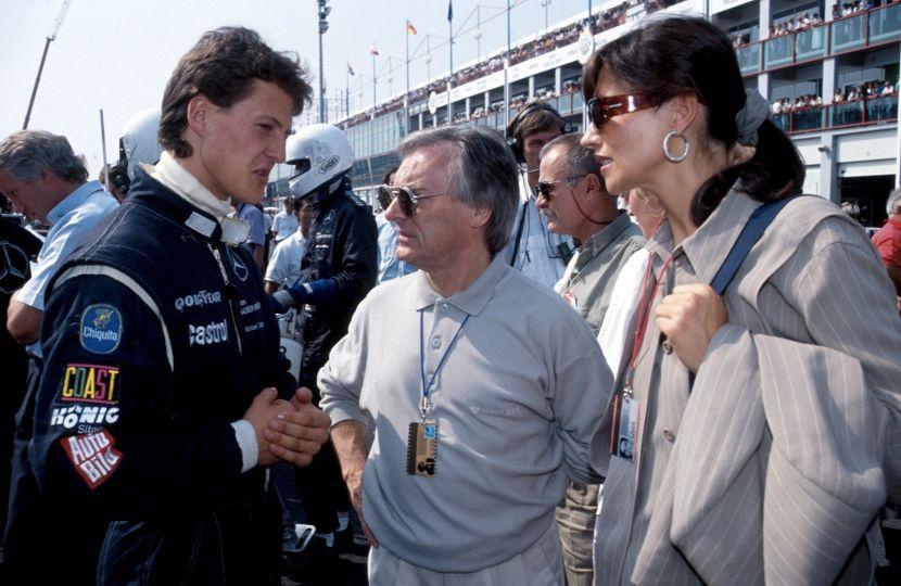 Profesionalna kariera Michaela Schumachera v F1