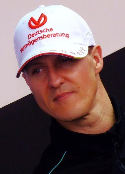 Stručný životopis aprofil Michaela Schumachera