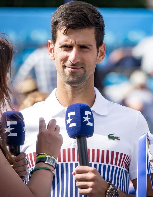 Stručný životopis aprofil Novaka Djokovica