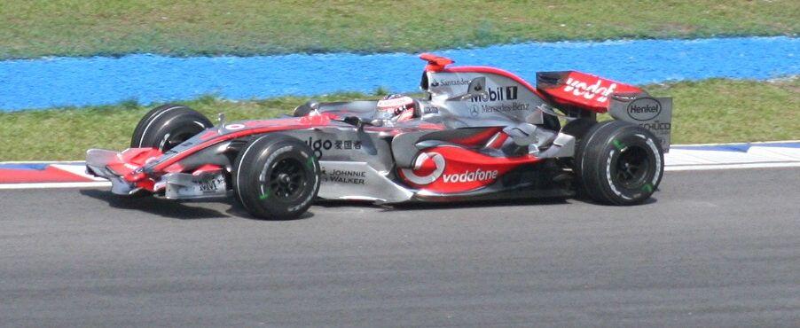 Fernando Alonso 2007 Malaysia Tim McLaren