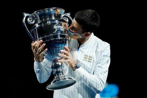 Najväčšie úspechy avíťazstvá Novaka Djokovica vdvojhre aj štvorhre