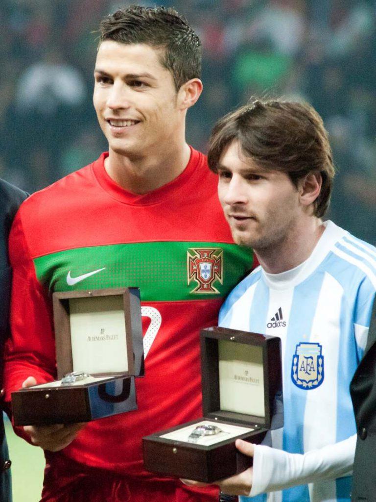 Najväčšie úspechy, rekordy a výsledky Cristiana Ronalda