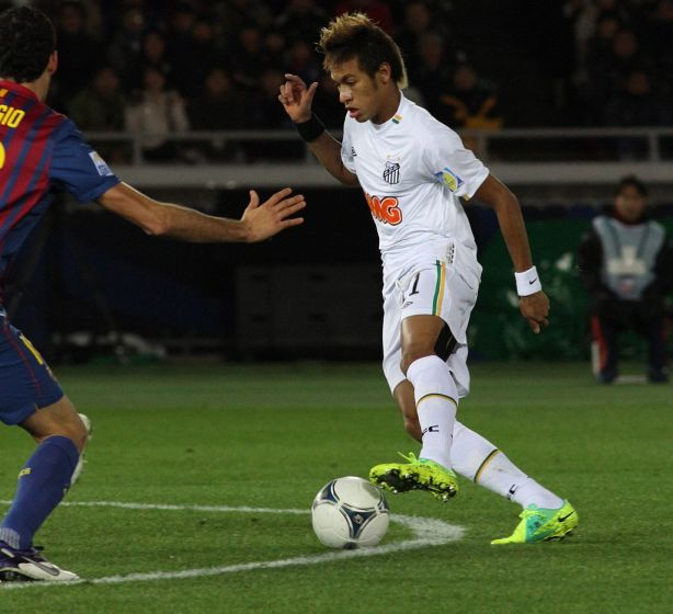 Profesionálna kariéra Neymara vBarcelone aPSG