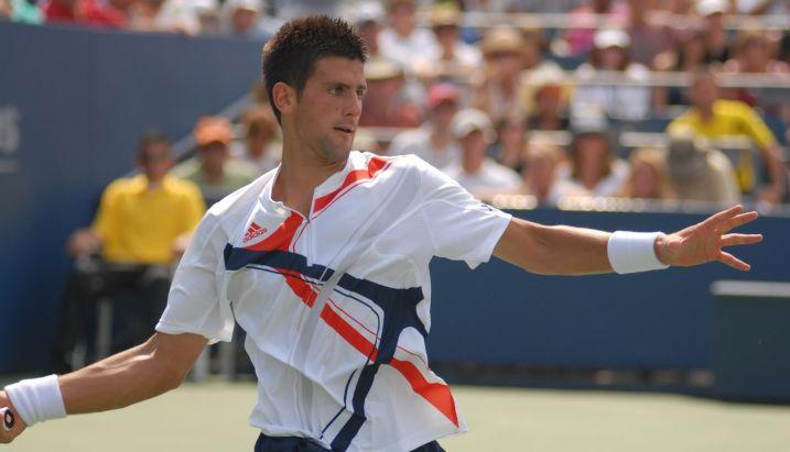 Profesionálna kariéra Novaka Djokovica na turnajoch ATP