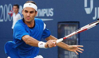 Stručný životopis aprofil Rogera Federera
